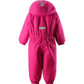 Reima Puhuri Overall Børn, raspberry pink